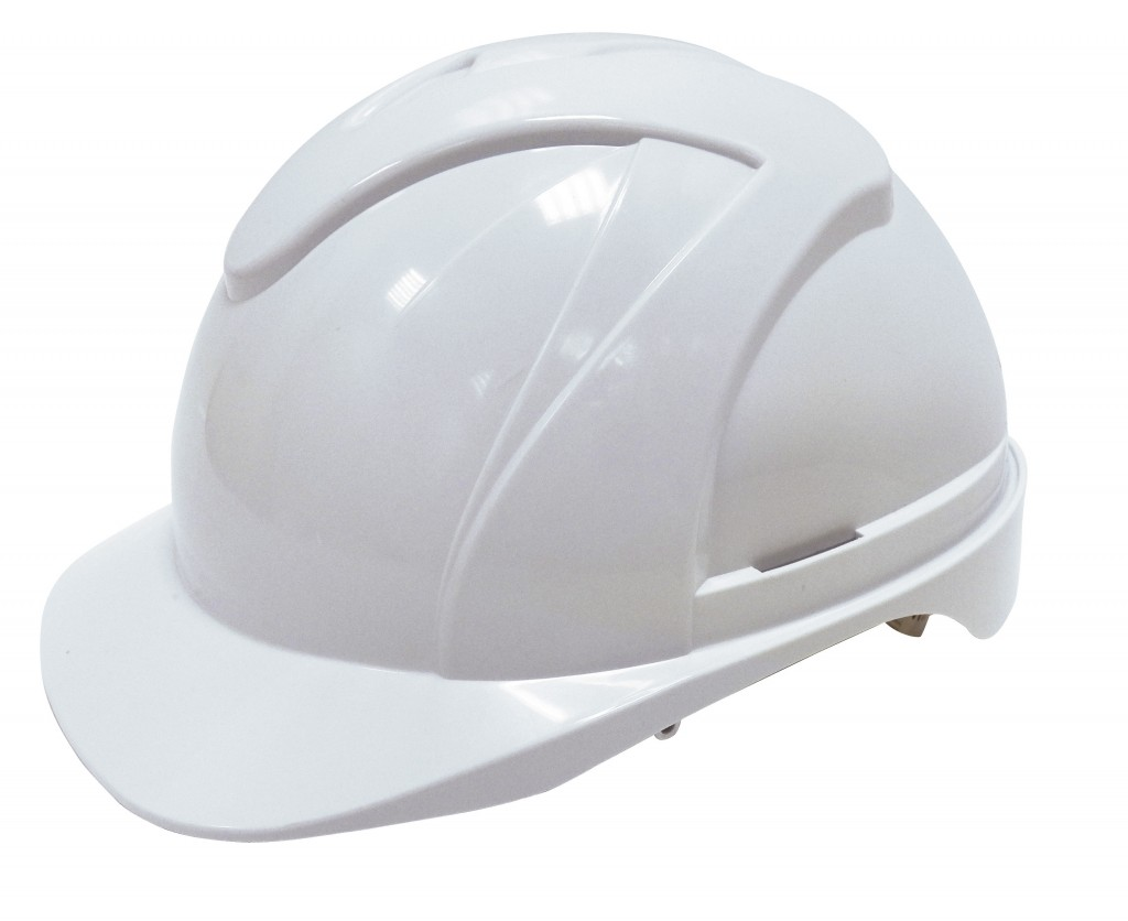 ABS Vented Safety Helmets
