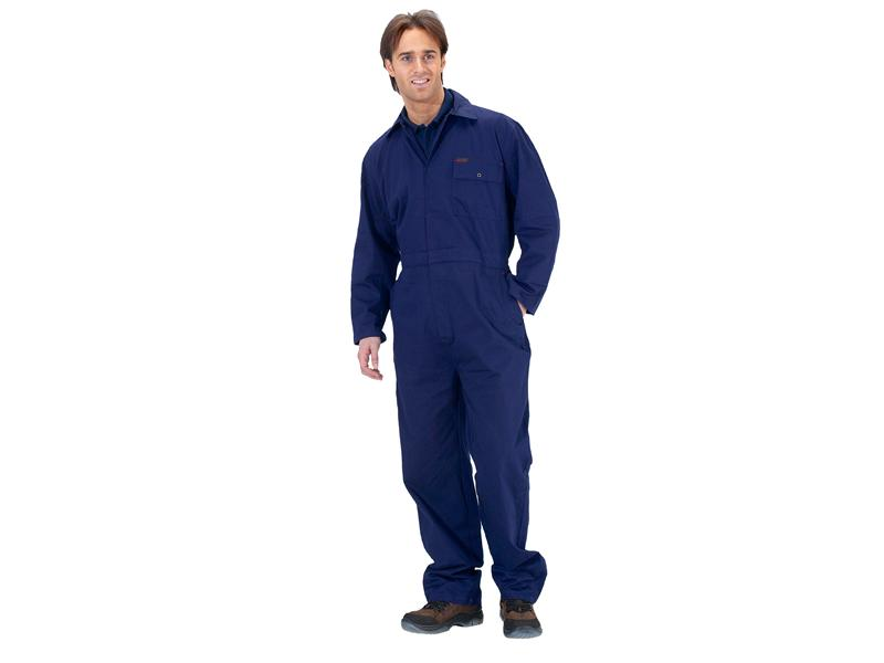 Boiler suits are suitable for garage, workshop, service, maintenance