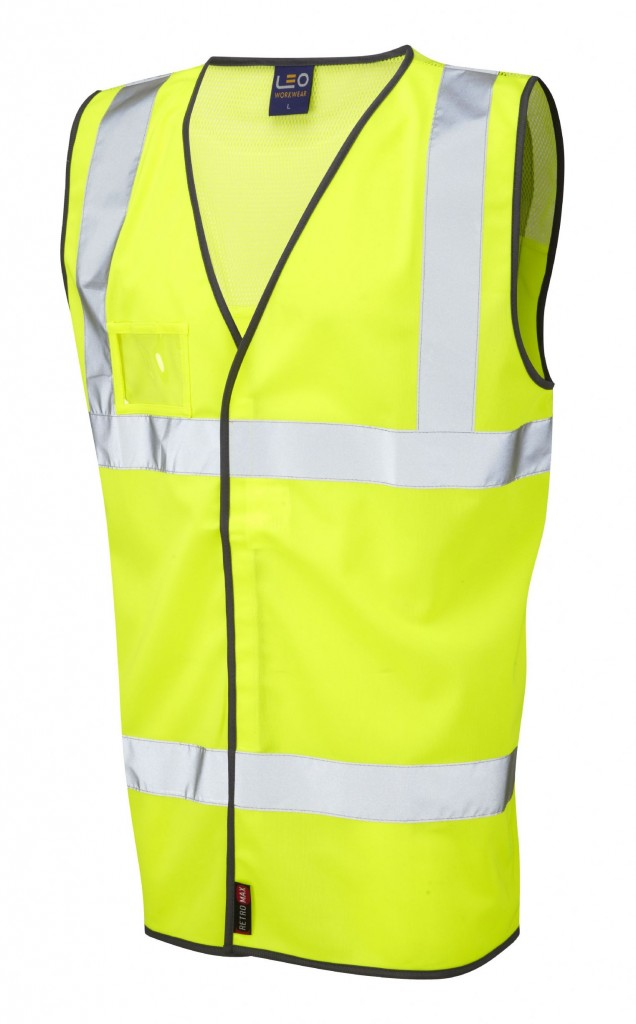 Tuffsafe High Visibility Waistcoats