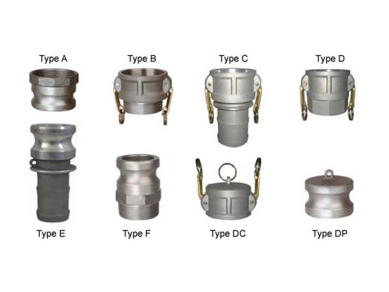 pipe fitting - types