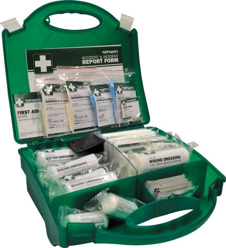 Tuffsafe First Aid Kit