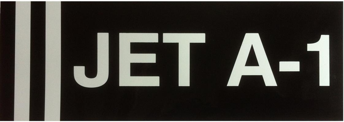 Jet A1 Decal